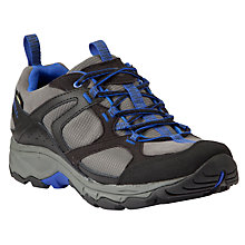 Buy Merrell Daria GTX Walking Shoes, Grey/Blue Online at johnlewis.com