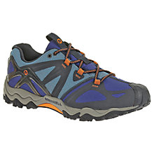 Buy Merrell Men's Grasshopper Sport Walking Shoes, Navy Online at johnlewis.com