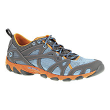 Buy Merrell Hurricane Lace Trainers, Blue Online at johnlewis.com