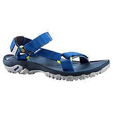 Buy Teva Men's Hurricane XLT Sandals, Blue Online at johnlewis.com