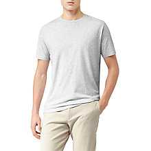 Buy Reiss Basic Crew Neck Short Sleeve T-Shirt Online at johnlewis.com