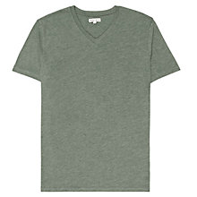 Buy Reiss Dayton Short Sleeve V-Neck T-Shirt Online at johnlewis.com