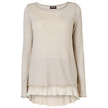 Buy Phase Eight Phillipa Pleat Jumper Online at johnlewis.com