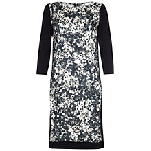 Buy Damsel in a dress Antibes Dress, Black Online at johnlewis.com