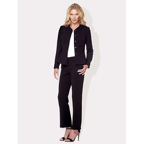 Buy Damsel in a dress Sanibel Trouser, Black Online at johnlewis.com