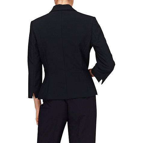 Buy Phase Eight Harriet Jacket, Navy Online at johnlewis.com