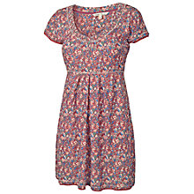 Buy Fat Face Penny Floral Dress, Sweet Pea Online at johnlewis.com