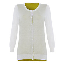 Buy Damsel in a dress Marina Cardigan, Cream Online at johnlewis.com
