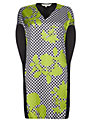 Damsel in a dress Genoa Print Dress, Green Print