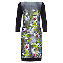 Buy Damsel in a dress Sea Glass Dress, Print Navy Online at johnlewis.com