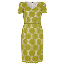 Buy Damsel in a dress Sea Daisy Dress, Chartreuse Online at johnlewis.com