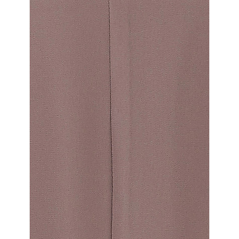 Buy Jacques Vert Fit and Flare Skirt, Brown Online at johnlewis.com