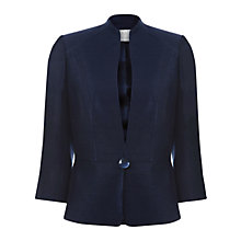 Buy Jacques Vert Monique Occasion Jacket, Blue Online at johnlewis.com