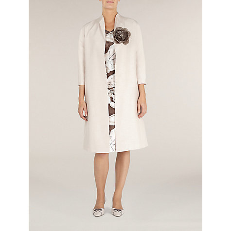 Buy Jacques Vert Champagne Occasion Jacket, Neutral Online at johnlewis.com