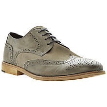 Buy Bertie Aston 2 Suede Brogue Derby Shoes Online at johnlewis.com