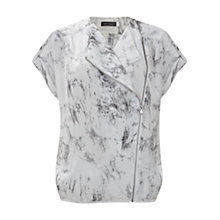 Buy Mint Velvet Jasmine Print Top Online at johnlewis.com