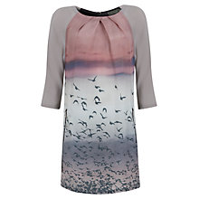 Buy Mint Velvet Livia Print Tunic Dress, Multi Online at johnlewis.com