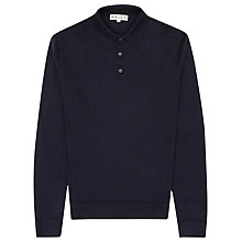 Buy Reiss Boulter Merino Wool Polo Shirt Online at johnlewis.com