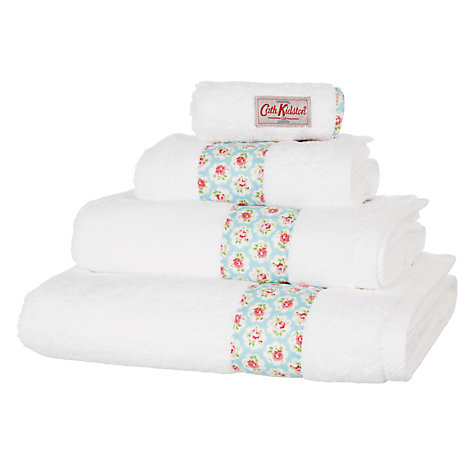 Buy Cath Kidston Provence Rose Towels Online at johnlewis.com