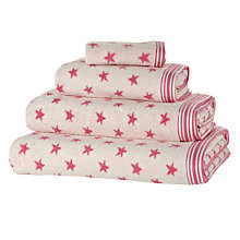 Buy Cath Kidston Stars Towels Online at johnlewis.com