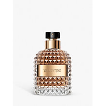 Buy Valentino Uomo Eau de Toilette Online at johnlewis.com