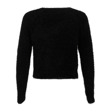 Buy Miss Selfridge Fluffy Cropped Jumper Online at johnlewis.com
