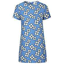 Buy True Decadence Daisy Tunic Dress, Blue Daisy Online at johnlewis.com