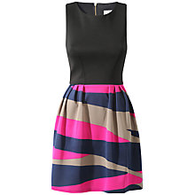 Buy Almari Chunky Strap Dress, Multi Online at johnlewis.com