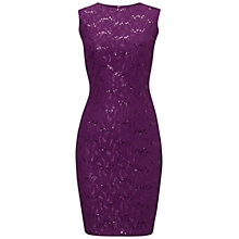 Buy Rise Miranda Dress, Purple Online at johnlewis.com