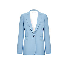 Buy Damsel in a dress Naples Jacket, Pale Blue Online at johnlewis.com