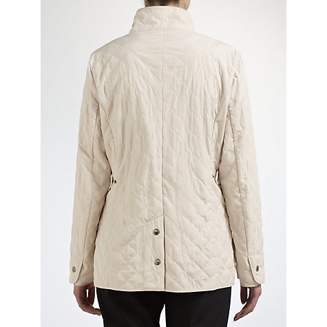 Buy Four Seasons Polar Fleece Jacket, Cream Online at johnlewis.com