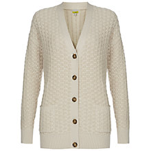Buy NW3 by Hobbs May Cardigan, Oatmeal Online at johnlewis.com