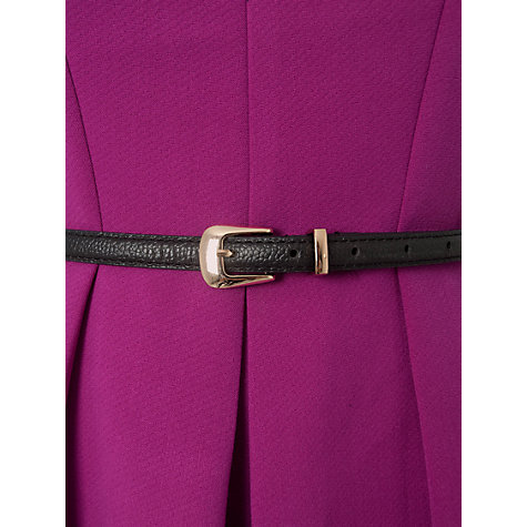 Buy Almari Panel Dress With Belt, Pink Online at johnlewis.com