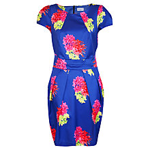 Buy Whistle & Wolf Electric Floral Dress, Multi Online at johnlewis.com