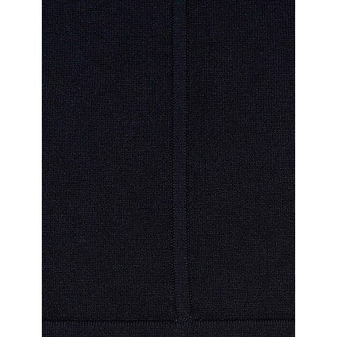 Buy Hobbs Invitation Carrie Bolero, Navy Online at johnlewis.com
