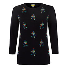 Buy NW3 by Hobbs May Jumper, Oxford Blue Mul Online at johnlewis.com