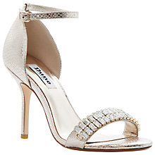 Buy Dune Helena Stiletto Sandals Online at johnlewis.com