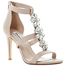 Buy Dune Hi Daisy Suede Sandals Online at johnlewis.com