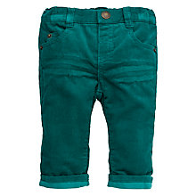 Buy John Lewis Corduroy Trousers, Emerald Online at johnlewis.com