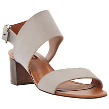 Buy Dune Black Lotta Sandals Online at johnlewis.com