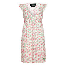 Buy Rampant Sporting Tie Dress, White Cluster Online at johnlewis.com