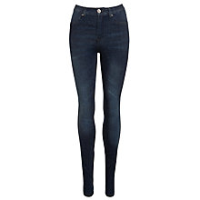 "Buy Dr Denim Plenty Skinny Jeans 32"", Dark Wash Online at johnlewis.com"