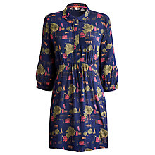 Buy Joules London Bus Tunic Dress, Buckingham Navy Online at johnlewis.com