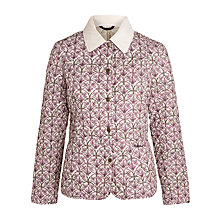 Buy Barbour Liddesdale Jacket, Print Online at johnlewis.com