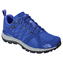 Buy The North Face Women's Litewave Guide Hyvent Hiking Shoe, Blue Online at johnlewis.com