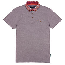 Buy Ted Baker Crazyla Polo Top Online at johnlewis.com