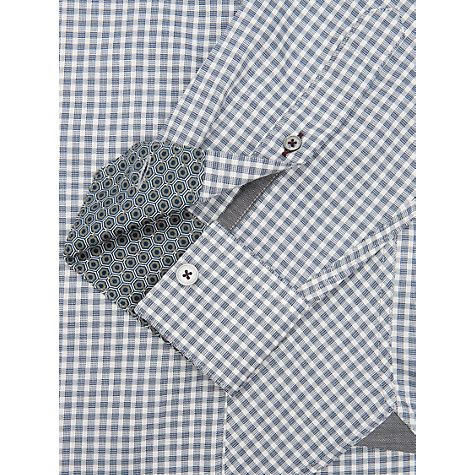 Buy Ted Baker Goodguy Check Shirt Online at johnlewis.com
