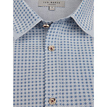 Buy Ted Baker Terrif Geometric Print Shirt Online at johnlewis.com