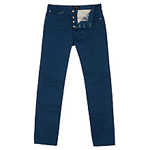 Buy Ted Baker Sleat Slim Fit Jeans, Blue Online at johnlewis.com