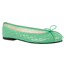 Buy French Sole Henrietta Ballerina Shoes Online at johnlewis.com